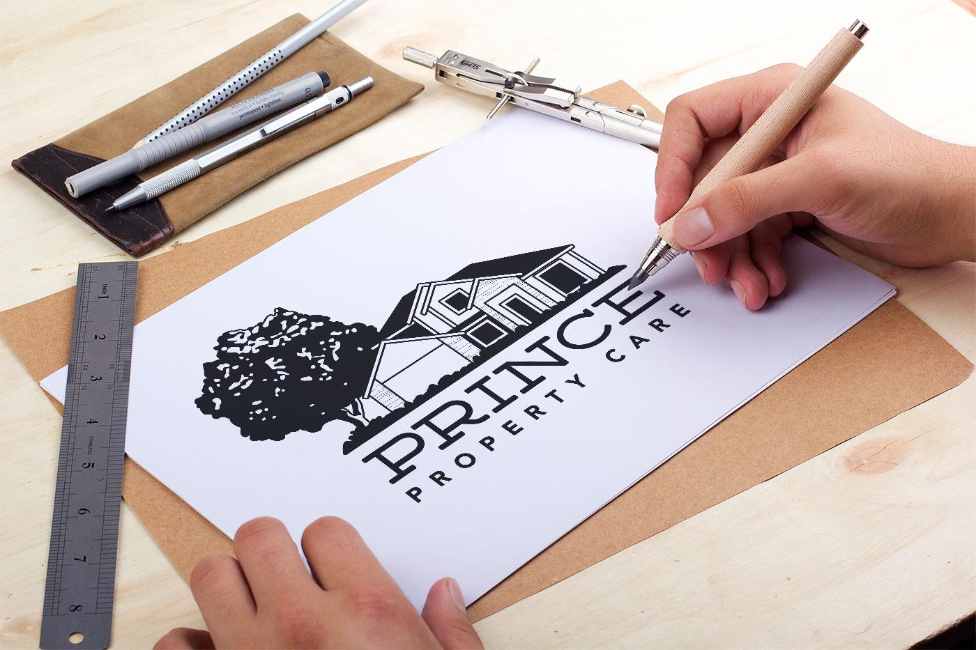 3863-Prince-Landscape-Logo-BW-NEW
